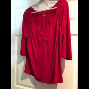 Lane Bryant 3/4 sleeve blouse 18/20